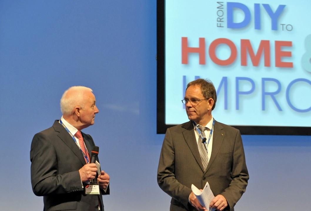 John W. Herbert (EDRA) and Ralf Rahmede (fediyma) - Global DIY Summit - Introduction