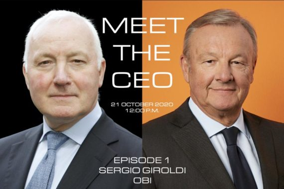 sergio giroldi interview meet the CEO