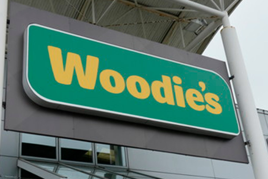 Woodie's DIY grows like-for-like by 17 per cent in 2020