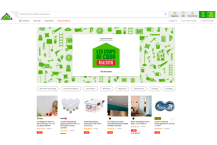 DIY and Garden needs to catch up in French e-commerce