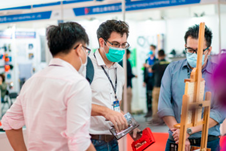 7 - Plans in hand for the Taiwan Hardware Show 2021