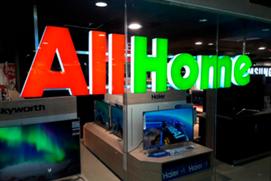 AllHome posts 6.7 per cent hike in revenues for the first quarter