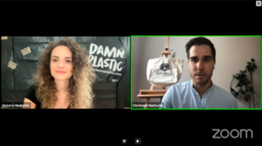 Goodbag presents sustainability concept