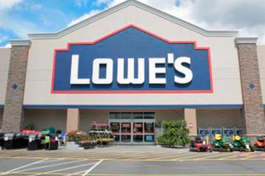Lowe's increases comparable sales by 26 per cent