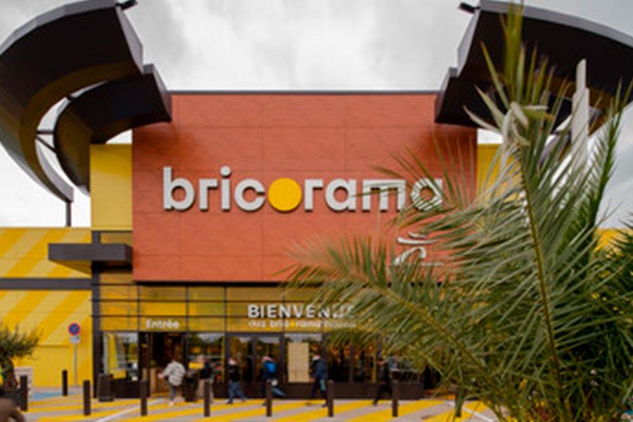 New concept for Bricorama and Bricomarché