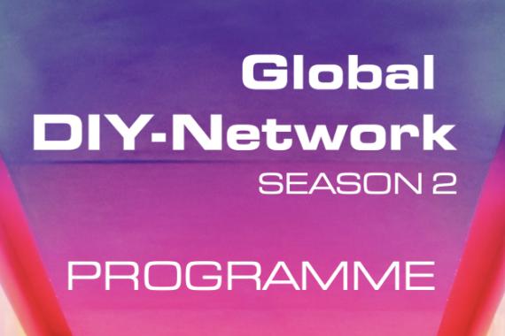 Global DIY-Network season 2 is ready