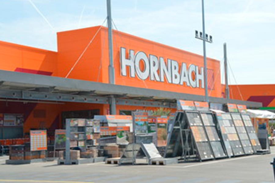 Online portion of Hornbach's sales jumps to 17 per cent