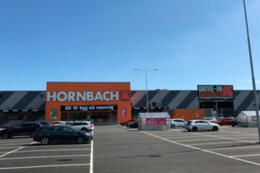 Hornbach expands in Sweden with smaller format
