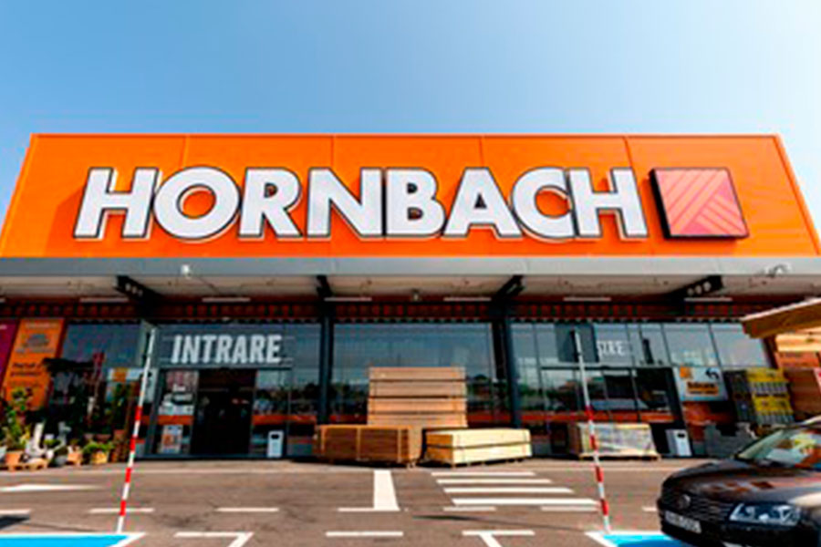 Hornbach opens its eighth store in Romania