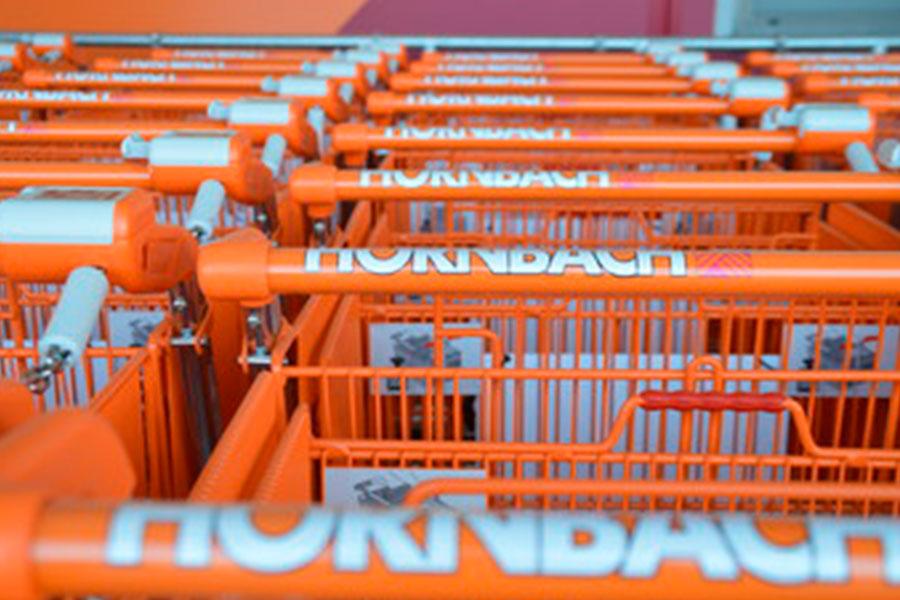Sales abroad ensure Hornbach a significant plus