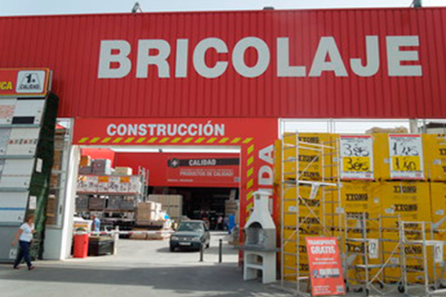 Spanish DIY retail sales increase by 71 per cent in the second quarter