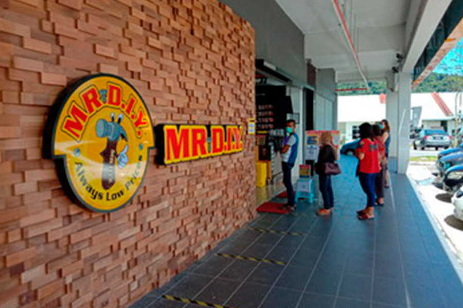 Mr DIY on track to meet its target of opening 175 stores this year